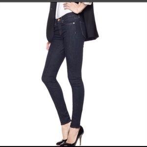 J Brand Pure Mid Rise Skinny Jean Sz 28